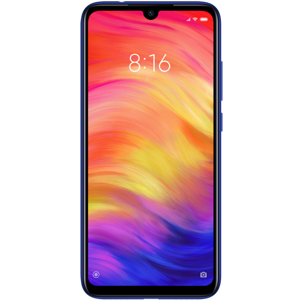 Смартфон Xiaomi Redmi Note 7 64GB Blue