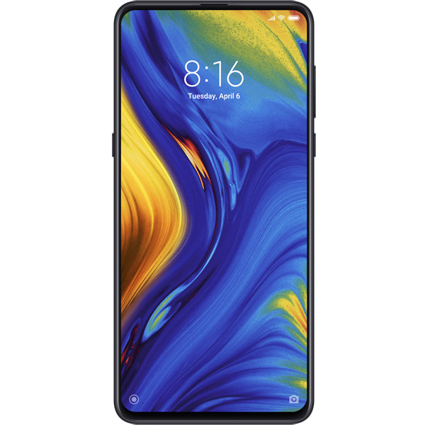 Смартфон Xiaomi Mi MIX 3 128Gb Onyx Black